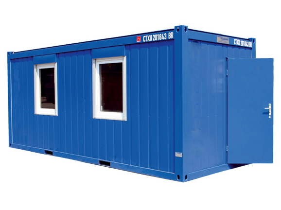 Bürocontainer20zoll