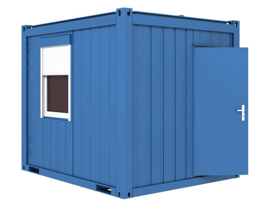 Bürocontainer 11